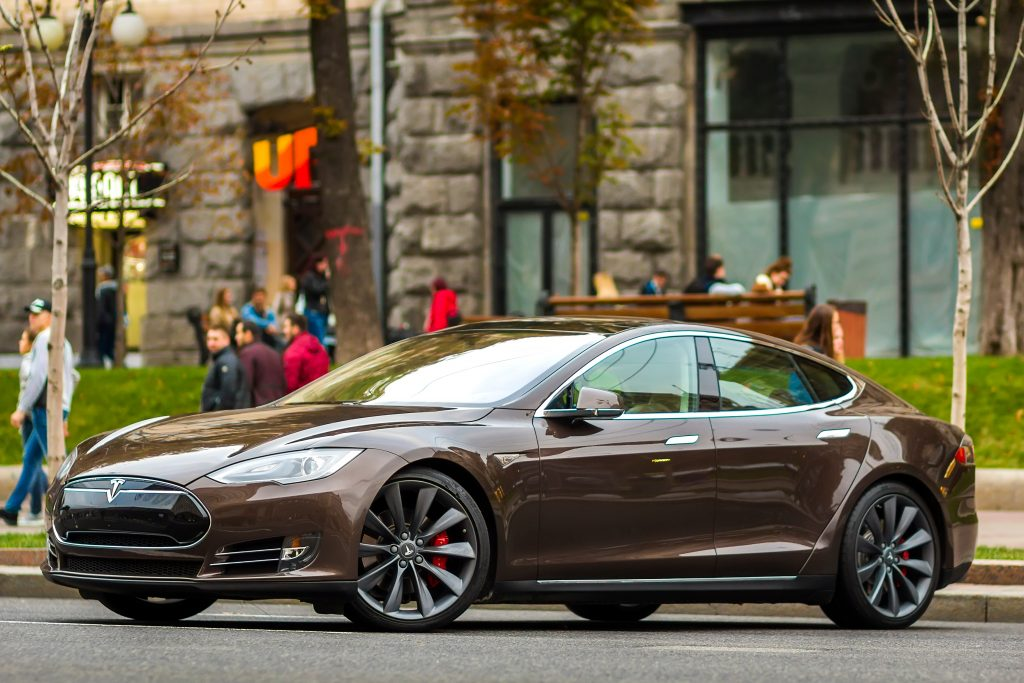 Model S | Tesla Electric Cars